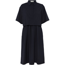 NORR Navy Bonnie Dress