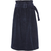 NORR Navy New Penelope Skirt