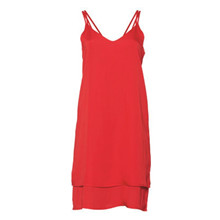 Rue de Femme Red Strapie Dress