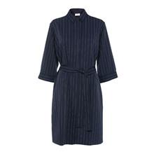 NORR Ellis Shirt Dress Blue Stripe