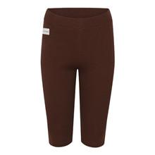 Blanche Rosa Rib Shorts Soil Sweatshorts