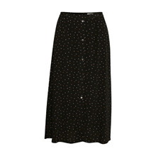 Gestuz  Black Dot Harper Skirt