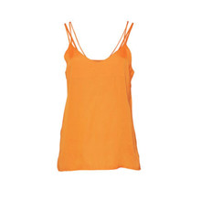Rue de Femme Orange Strapie Top