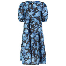 Cras Blue Rose Lola Dress