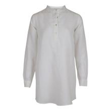 Neo Noir White Dia Shirt