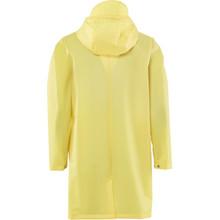 Rains Yellow Hooded Coat
