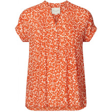 Lollys Laundry Heather Shirt Orange