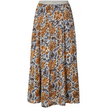 Lollys Laundry Petrol/Curry Bonny Skirt