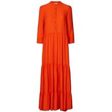 Lollys Laundry Nee Dress Orange
