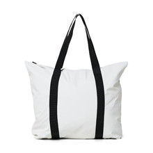 Rains Tote Bag Off White