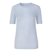 Blanche Lysblå Choen T-shirt