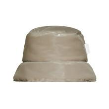 Rains Velvet Taupe Bucket Hat Padded