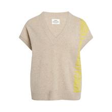 Mads Nørgaard Vanessa Recy Soft Knit Beige