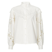 Cras White Thilde Shirt