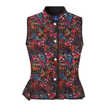 Cras Flower Field Penny Vest