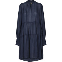 Lollys Laundry Dusty Blue Eva Dress