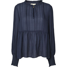 Lollys Laundry Dusty Blue Maya Top
