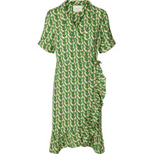 Lollys Laundry Amber Green Dress
