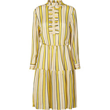 Lollys Laundry Yellow Haley Dress