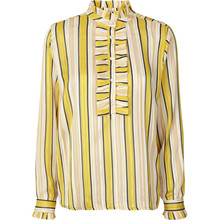 Lollys Laundry Yellow Franka Shirt