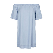 FreeQuent Light Denim Mary Tunic