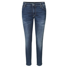 Please Catwoman Blue Cut Jeans
