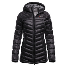 Yeti Aprica Black W`s Down Jacket