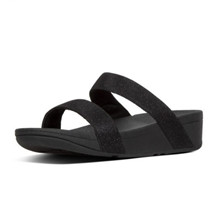 FitFlop Sort Lottie Glitzy Slide Sandal