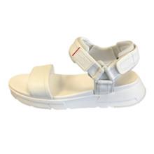 FitFlop Heda Back-Strap Urban White Sandal