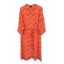 Peace Heart Joy Delicate Jade Dress W. Buttons
