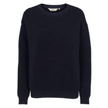 Basic Apparel Navy Ista Sweater Organic
