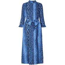 Lollys Laundry Harper Dress Blue