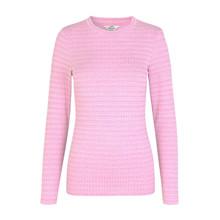 Mads Nørgaard Pink Rib Tuba T-shirt