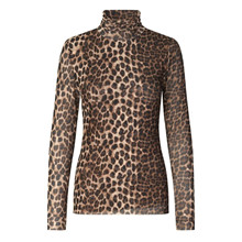 Cras Leo Tanned Koby Blouse