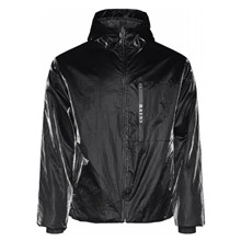 Rains Black Drifter Jacket