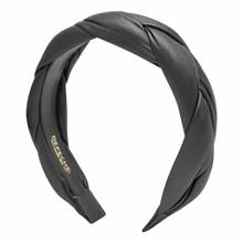 Depeche Black Flet Hairband