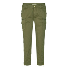Mos Mosh Army Camille Cargo Pant Cropped