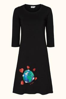 Margot Earth Love Tee Kjole