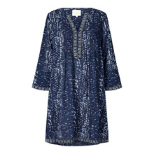 Lollys Laundry Bella Tunic Blue