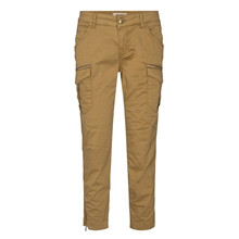 Mos Mosh New Sand Camille Cargo Pant Cropped