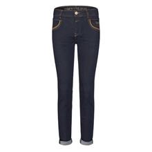Mos Mosh Dark Blue Naomi Havely Hybrid Jeans Regular