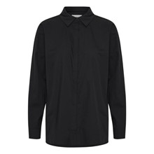 My Essential Wardrobe Black The Shirt