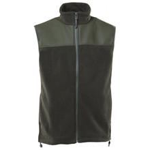 Rains Green Fleece Vest