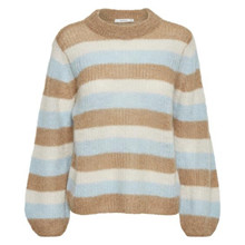 Gestuz Holly Stripe Pullover