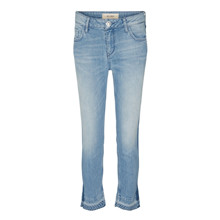 Mos Mosh Light Blue Sunn Burn Jeans