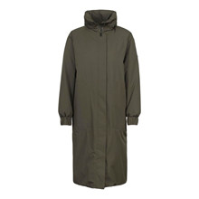 Scandinavian Edition Olive Zenith Coat