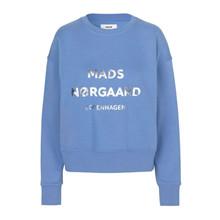 Mads Nørgaard Sweat Blue Violetta