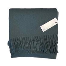 Mathlau Flaskegrøn Lambswool Tørklæde