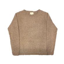 Rosas Brown Melange Cashmere Solid