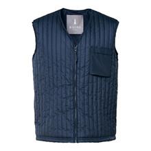 Rains Blue Liner Vest